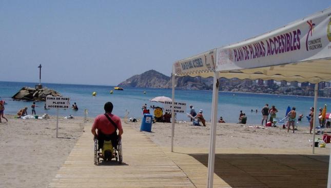 Resultado de imagen de turismo accesible valencia