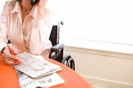 Sube la contratación para personas con discapacidad