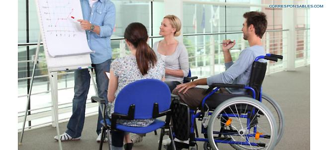 Contratación de personas con discapacidad