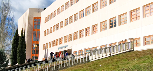 Campus Somosaguas de la Universidad Complutense de Madrid