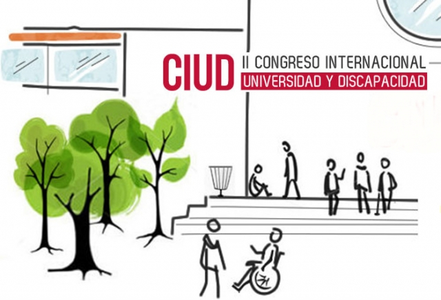 II Congreso Internacional Universidad y Discapacidad 14