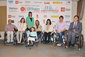 Presentación de la 3º Carrera Popular Madrid Solidario