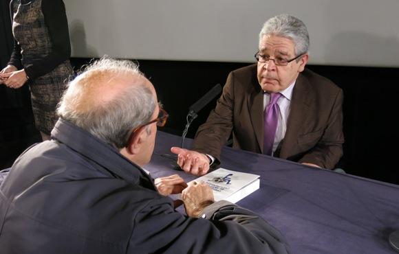 Luis Alberto Jiménez Acevedo presenta 'La discapacidad en el cine en 363 películas'