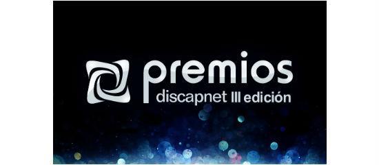 Tercera edición de los Premios Discapnet