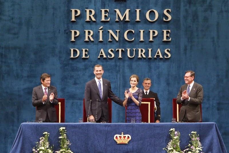Premios Príncipe de Asturias 14