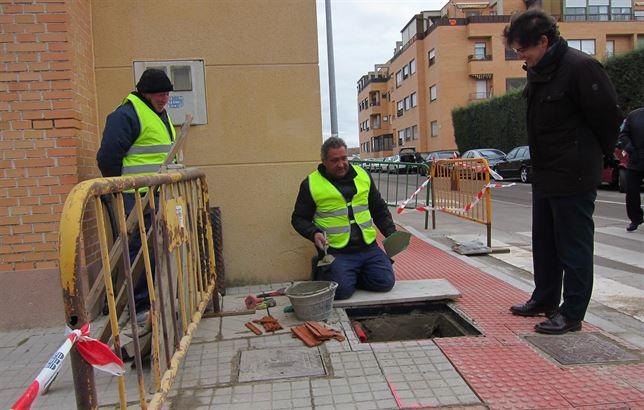Salamanca rebaja sus aceras