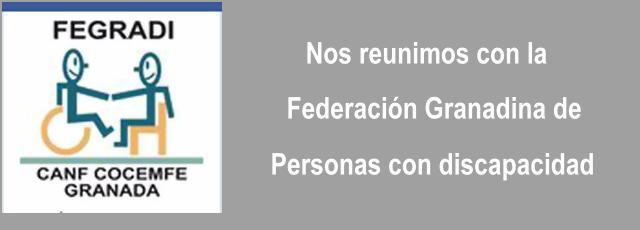 FEGRADI, Federación Granadina de Personas con Discapacidad Física y Orgánica