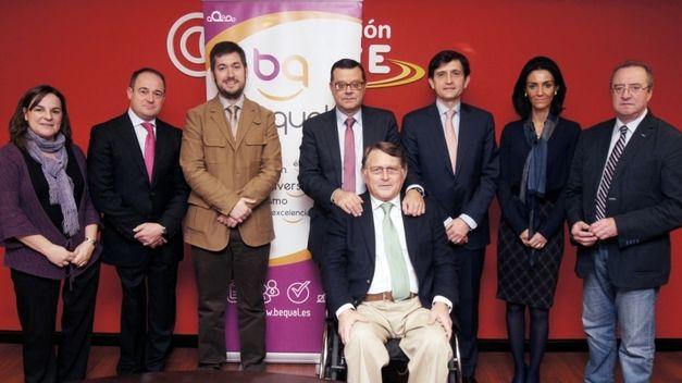Certificado Bequal para varias empresas valencianas por su accesibilidad universal