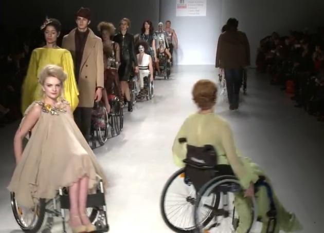 Desfile Fashion Week