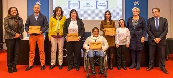 Premios Incorpora de COCEMFE