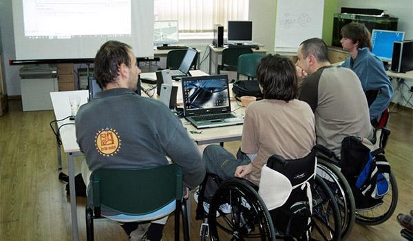 Becas para estudiantes discapacitados