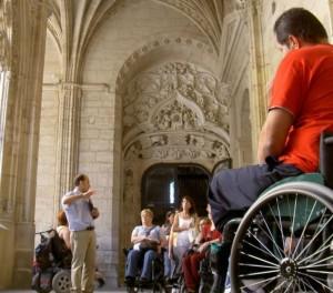 Accesibilidad en Salamanca