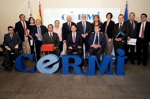 CERMI, Comité Español de Discapacidad