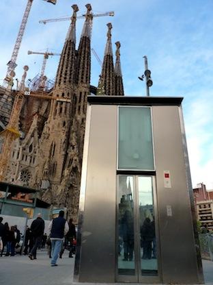 Spot Barcelona accesible