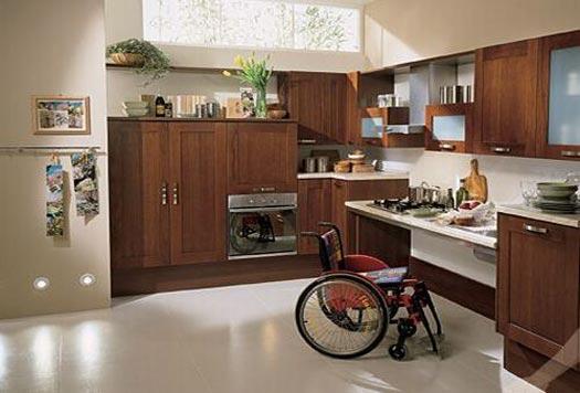 Cocina accesible