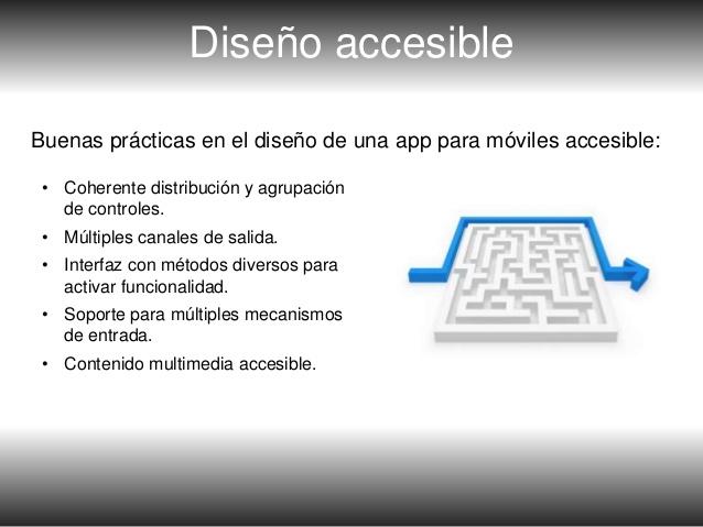 Accesibilidad en apps, Fundación ONCE