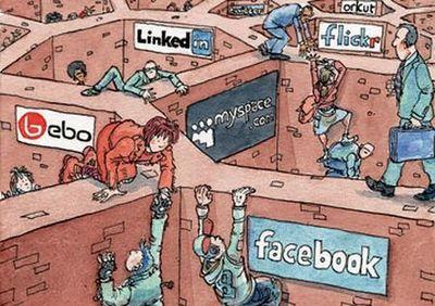 Redes sociales, accesibilidad, discapacidad