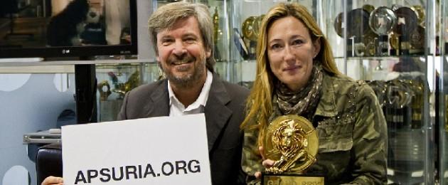 Artistas españoles dan voz a personas discapcitadas