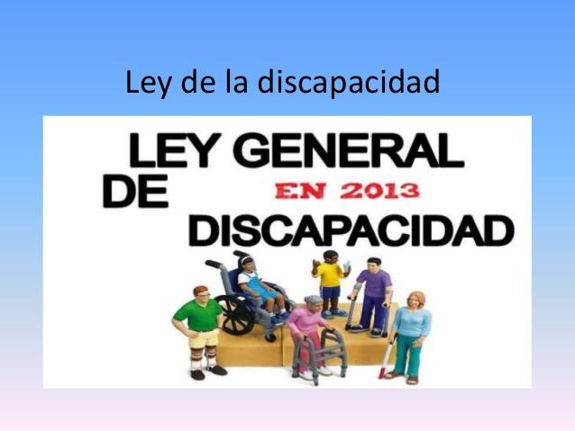 Derechos legales de las personas discapacitadas