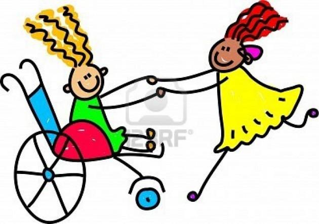 Discapacidad, interacción entre niños