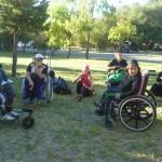 Campamentos, integración social