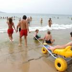 Playas accesibles