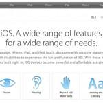 Accesibilidad en apps