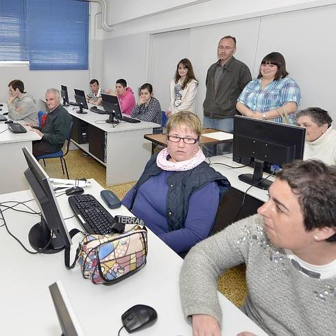 Cursos de informática para discapacitados