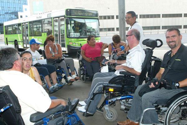Inclusión laboral de personas con discapacidad