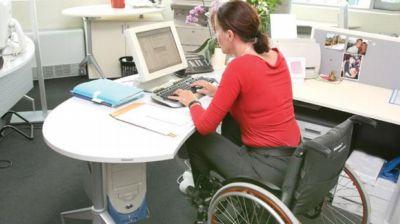 Inserción laboral, discapacidad