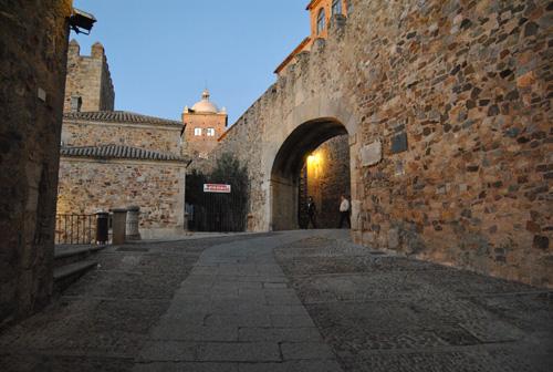 Cáceres con turismo accesible