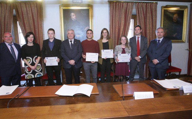 Ganadores de los Premios Uninova
