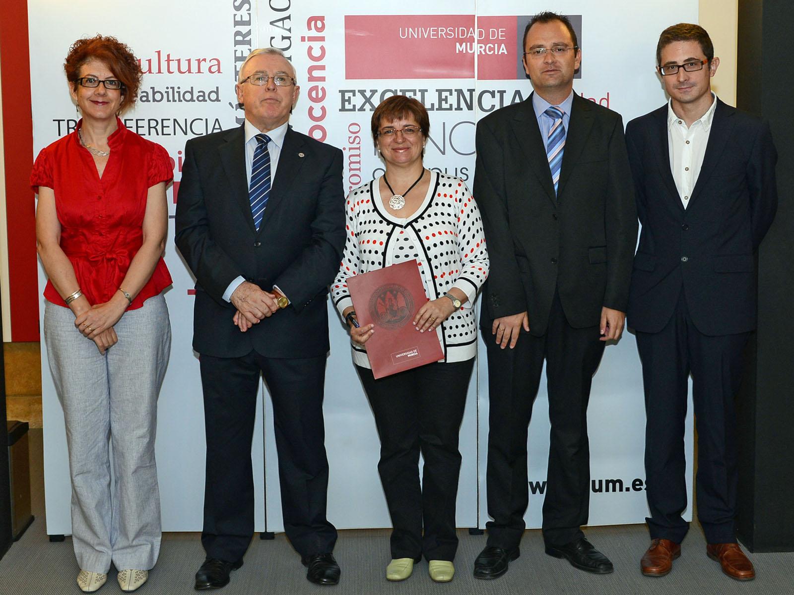Convenio Astrade, Universidad de Murcia